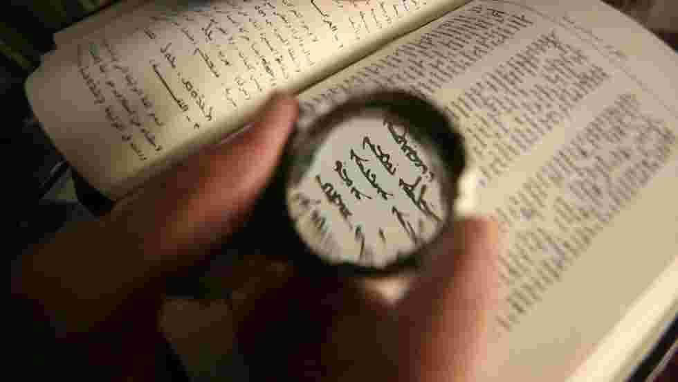 Pourquoi la langue du Christ, l'araméen, risque de disparaître