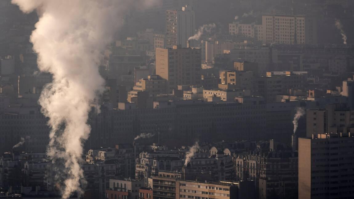 """""""24 Air"""", pour savoir si vous respirez trop de dioxyde d'azote à Paris"""