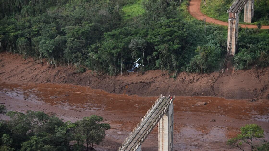 Angoisse au Brésil face au risque d'un nouveau désastre minier
