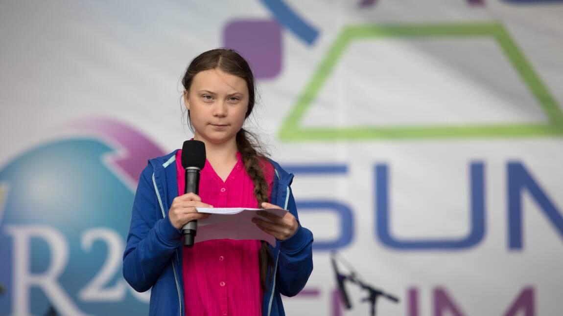 Climat: Greta Thunberg à l'Assemblée nationale française le 23 juillet
