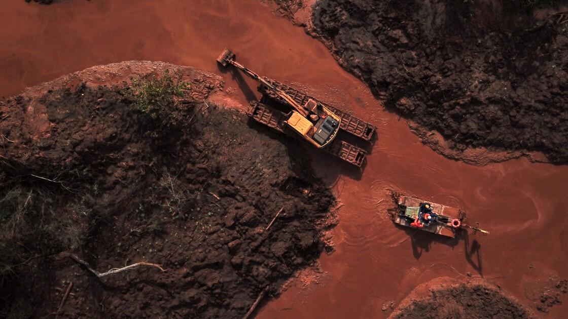 Brésil: Vale devra prendre en charge les dommages du désastre de Brumadinho