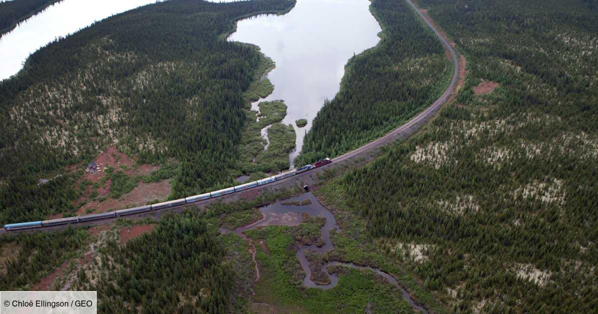 Québec : on a embarqué à bord du Tshiuetin, le premier train amérindien du Canada