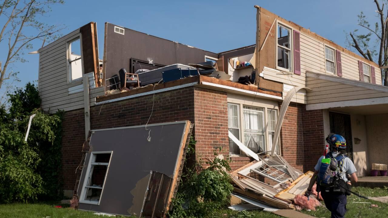 Un mort et nombreux dégâts après des tornades dans l'Ohio
