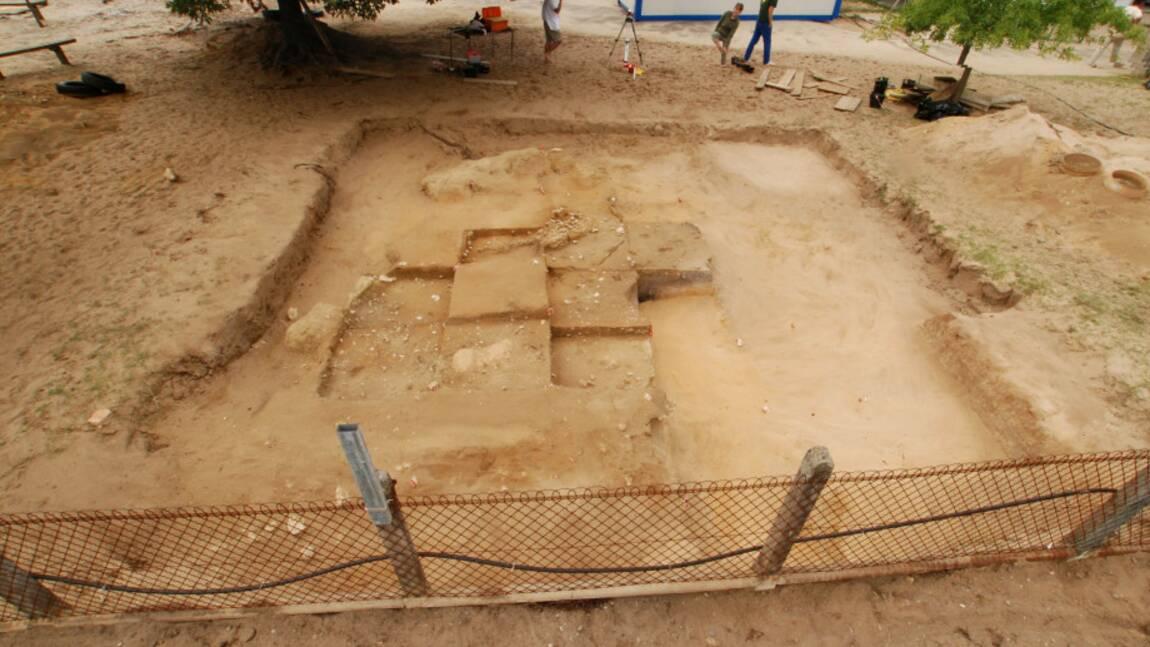 Quand des enfants découvrent un tumulus funéraire vieux de 5600 ans près de Bordeaux
