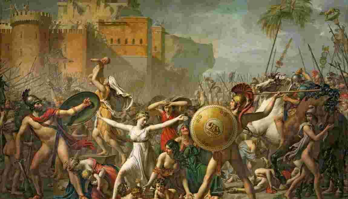 Légende romaine : l'enlèvement des Sabines a-t-il vraiment eu lieu ?