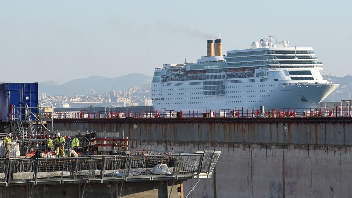 Les quartiers Nord de Marseille suffoquent de la pollution des bateaux