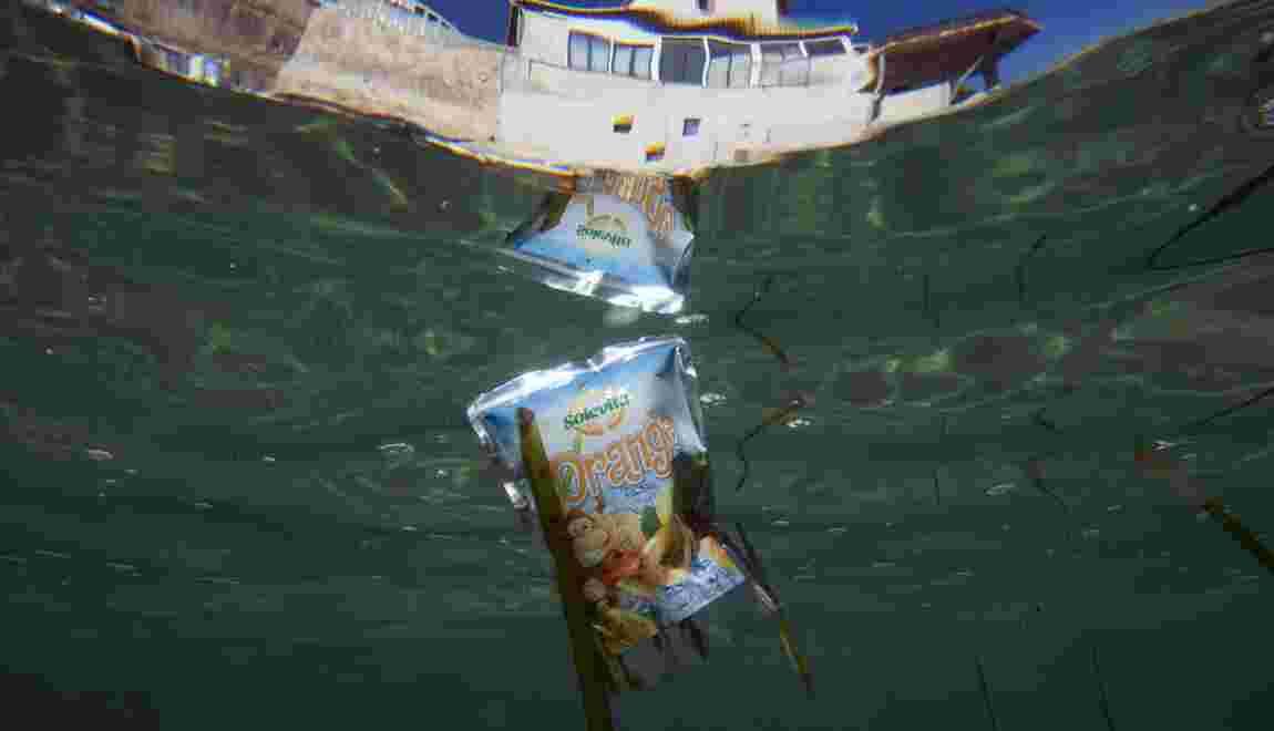 Océans: en vue du G20, Tokyo affiche des mesures contre la pollution plastique