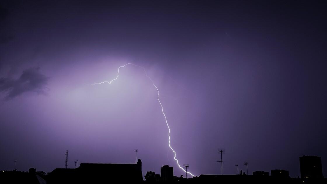 Toulouse: métro et train perturbés après de violents orages nocturnes