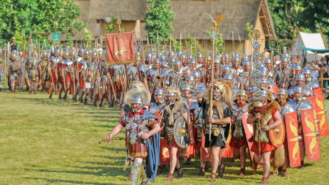 L'équipement complet du parfait légionnaire romain