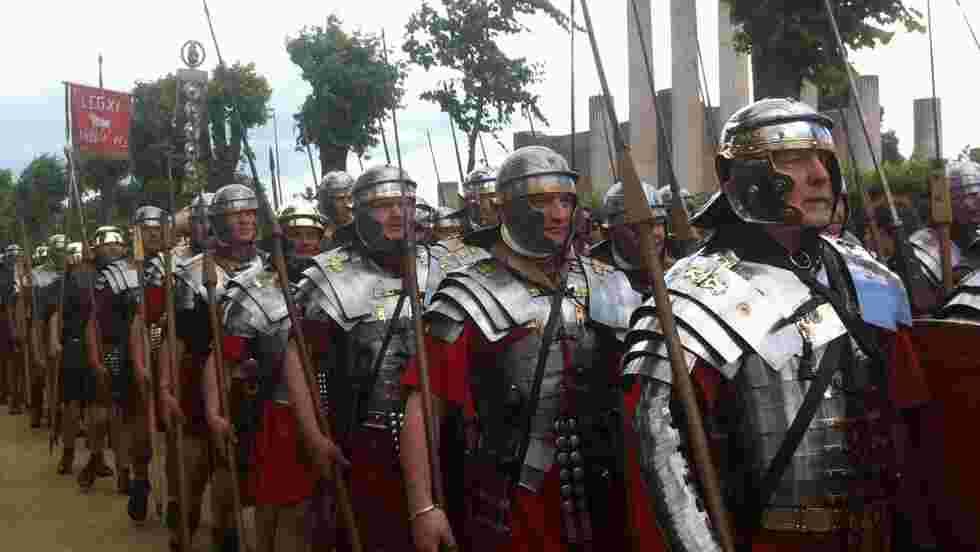 La légion romaine, redoutable instrument de conquête