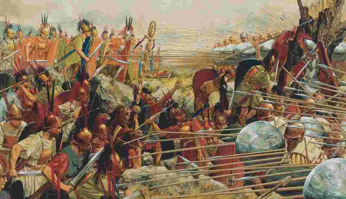Guerres macédoniennes : comment Rome a conquis l'ancien empire d'Alexandre le Grand