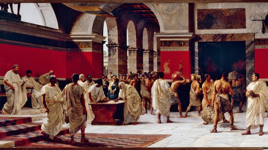 Comment l'Etat romain a mis au pas toutes ses provinces