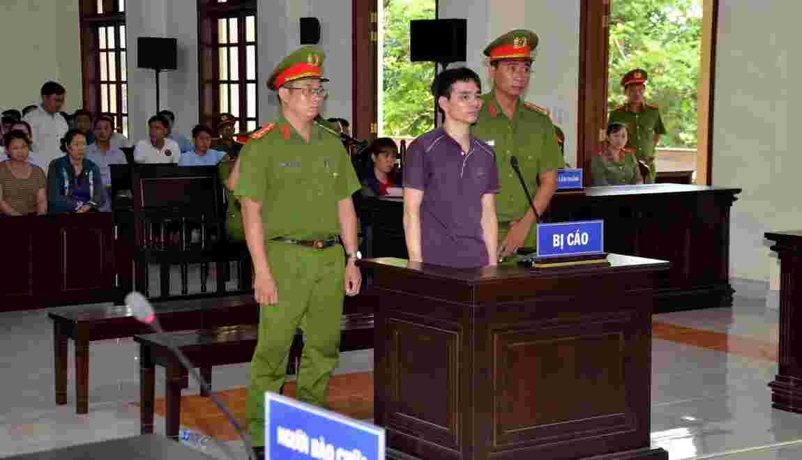 Vietnam: un militant écologiste condamné à 6 ans de prison pour des posts sur Facebook