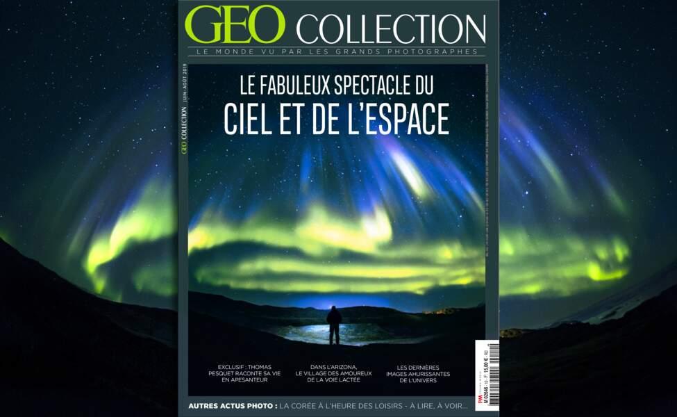 La tête dans les étoiles avec GEO Collection