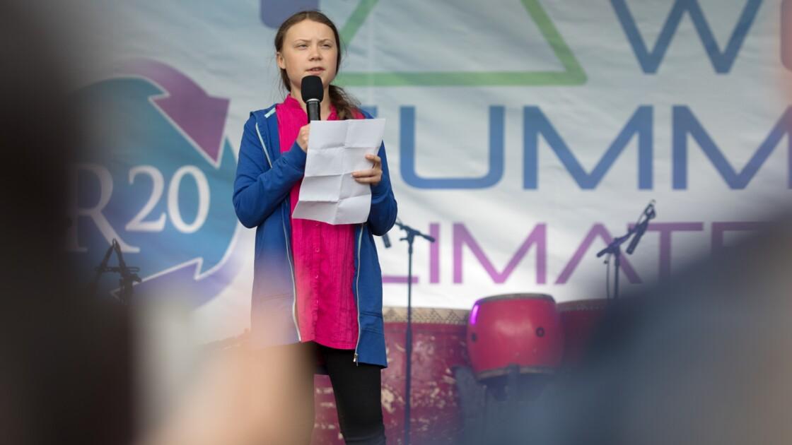Greta Thunberg reçoit le prix le plus prestigieux d'Amnesty International
