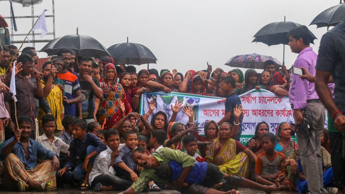 Bangladesh : des manifestants bloquent une autoroute contre une interdiction de pêcher