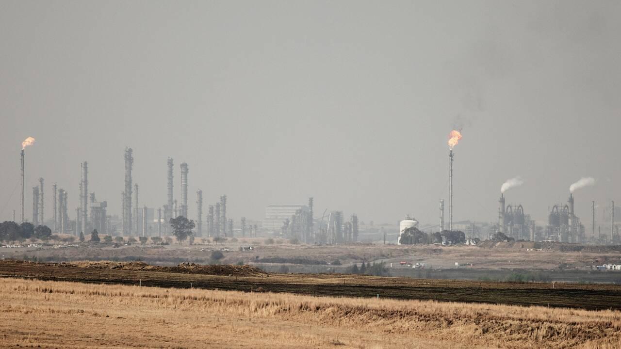 """Afrique du Sud: plainte contre le gouvernement pour des """"niveaux mortels de pollution"""""""