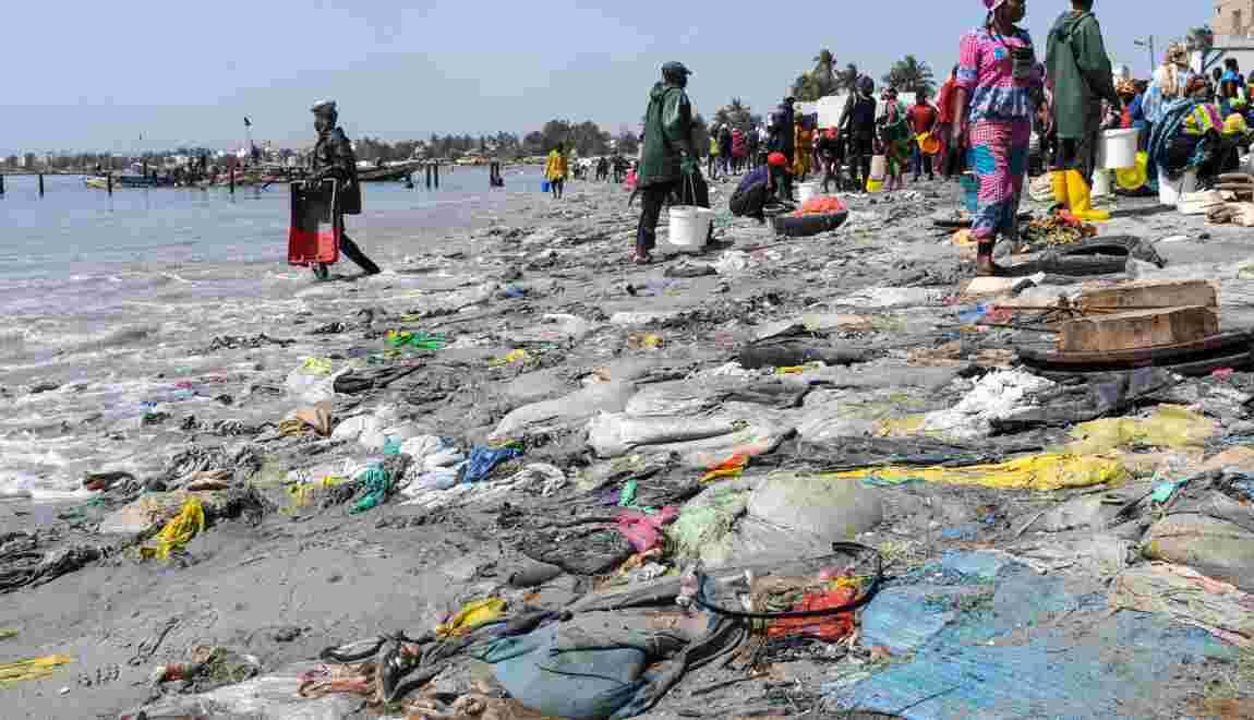 Washington ne gênera pas les efforts pour réduire la pollution plastique