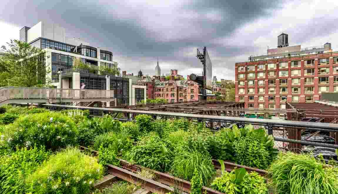 Que faire à New York quand on aime la nature ?
