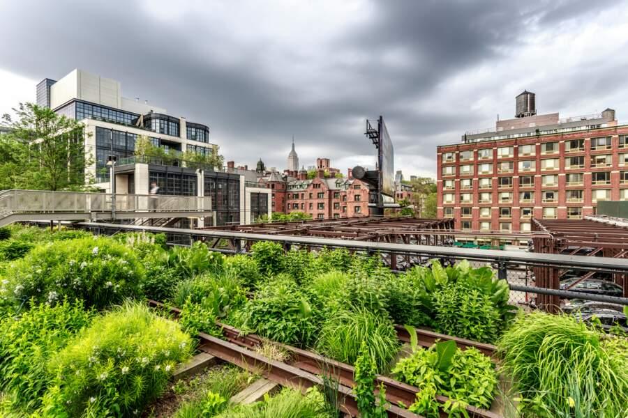 La High Line, Manhattan