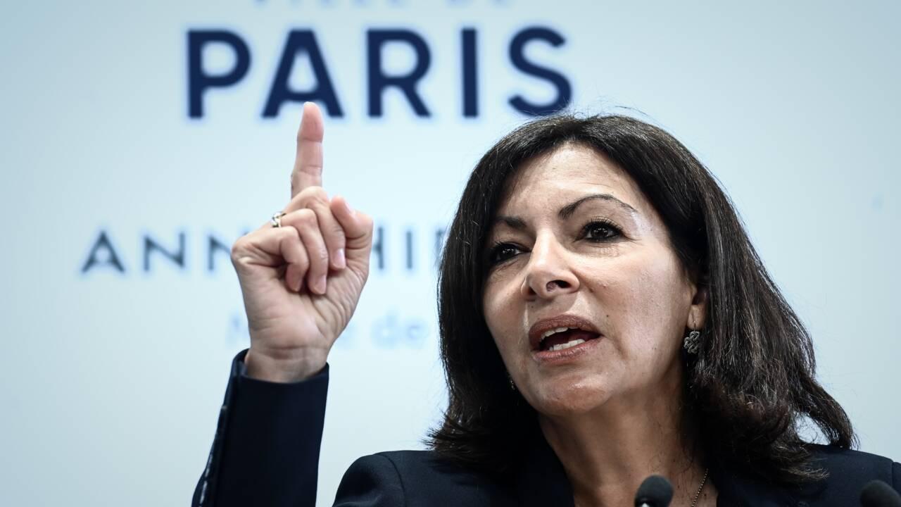 """Paris: Hidalgo annonce la création de """"forêts urbaines"""""""
