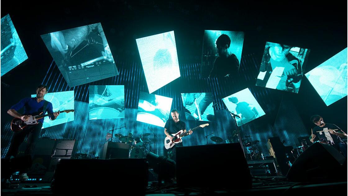 Le geste écolo du groupe Radiohead après s'être fait pirater 18 heures d'enregistrements inédits