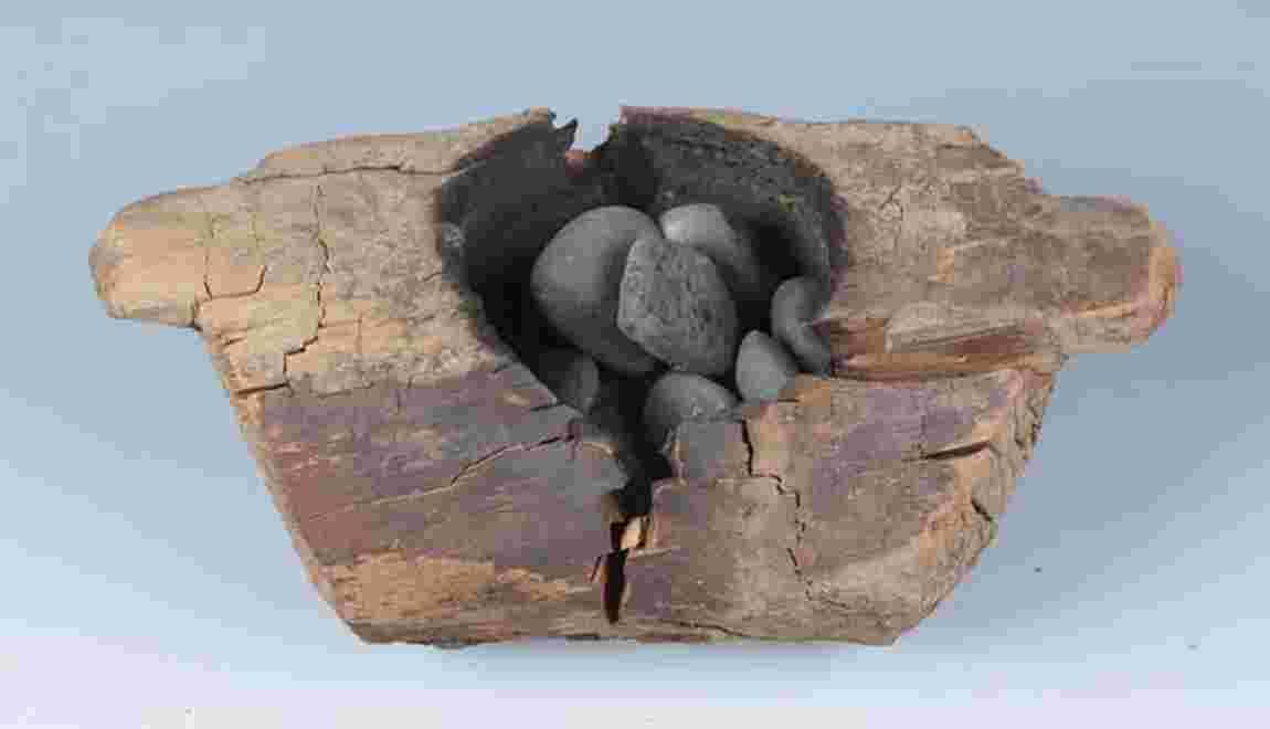 """En Chine, des tombes révèlent que les humains """"fumaient"""" déjà du cannabis il y a 2500 ans"""