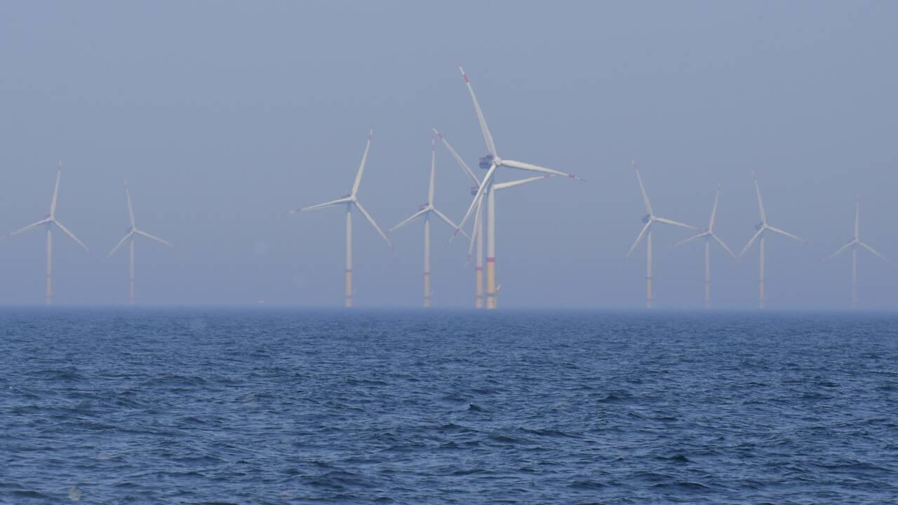 Le groupement avec EDF retenu pour le parc éolien de Dunkerque