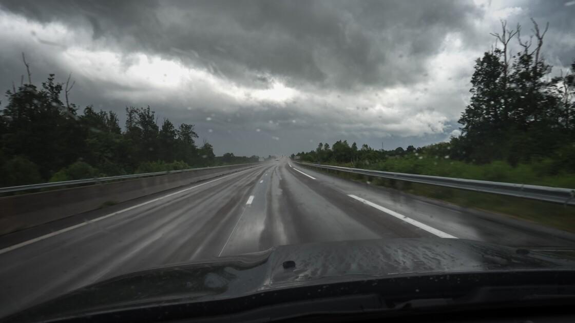 La vigilance orange pluie-inondation levée dans l'Est