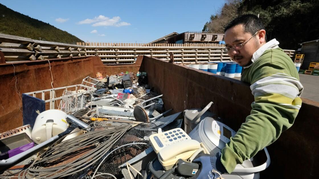 Au Japon, un village vise zéro déchet d'ici 2020