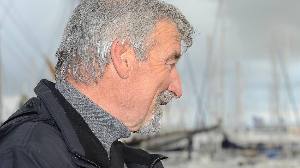 """Jean-Luc Van Den Heede : """"J'ai pris le thé dans le phare du cap Horn"""""""