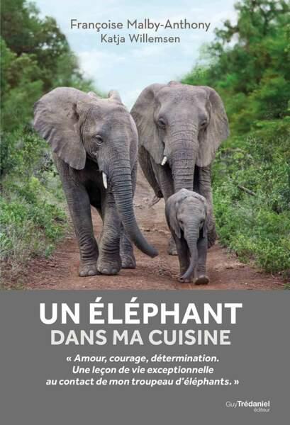 Un éléphant dans ma cuisine, paru depuis avril