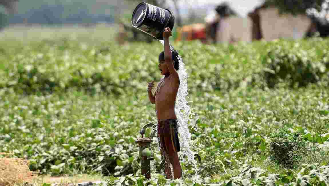 Chaleur extrême en Inde: nouveau bilan de 78 morts en deux jours