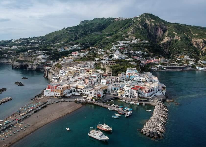 Ischia : l'île du dieu soleil