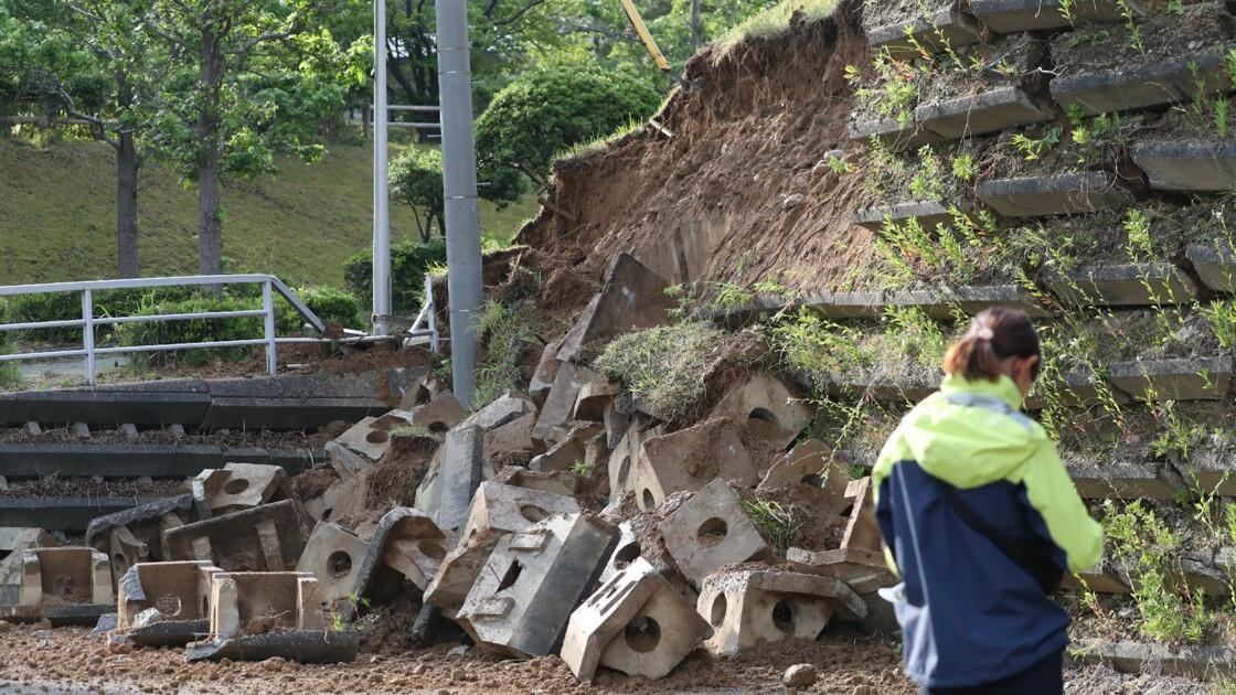 Japon: 26 blessés après un puissant séisme et un mini-tsunami
