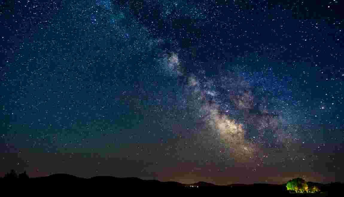 Une association américaine référence les plus beaux ciels étoilés du monde