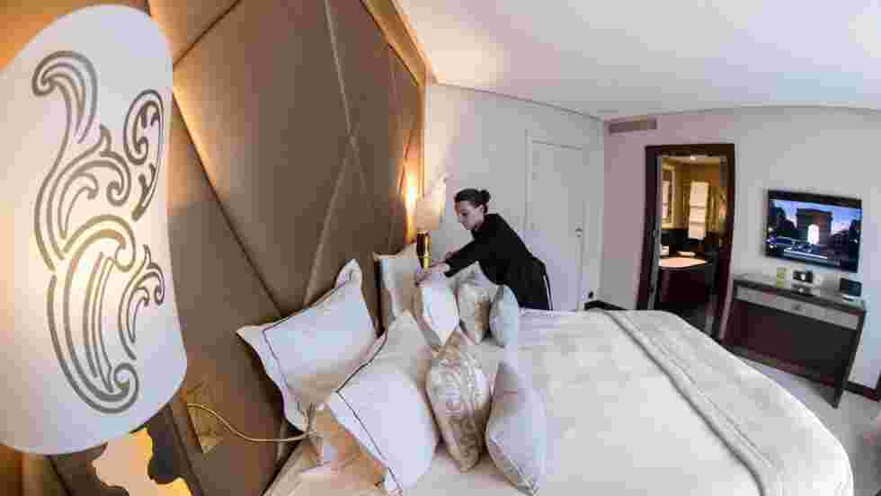 Quand les hôtels cherchent à réduire leur impact sur l'environnement