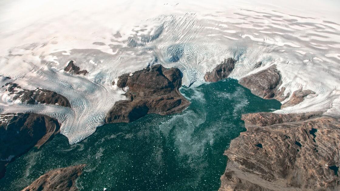 """""""Si nous continuons à ce rythme, le Groenland va fondre"""" selon un glaciologue"""