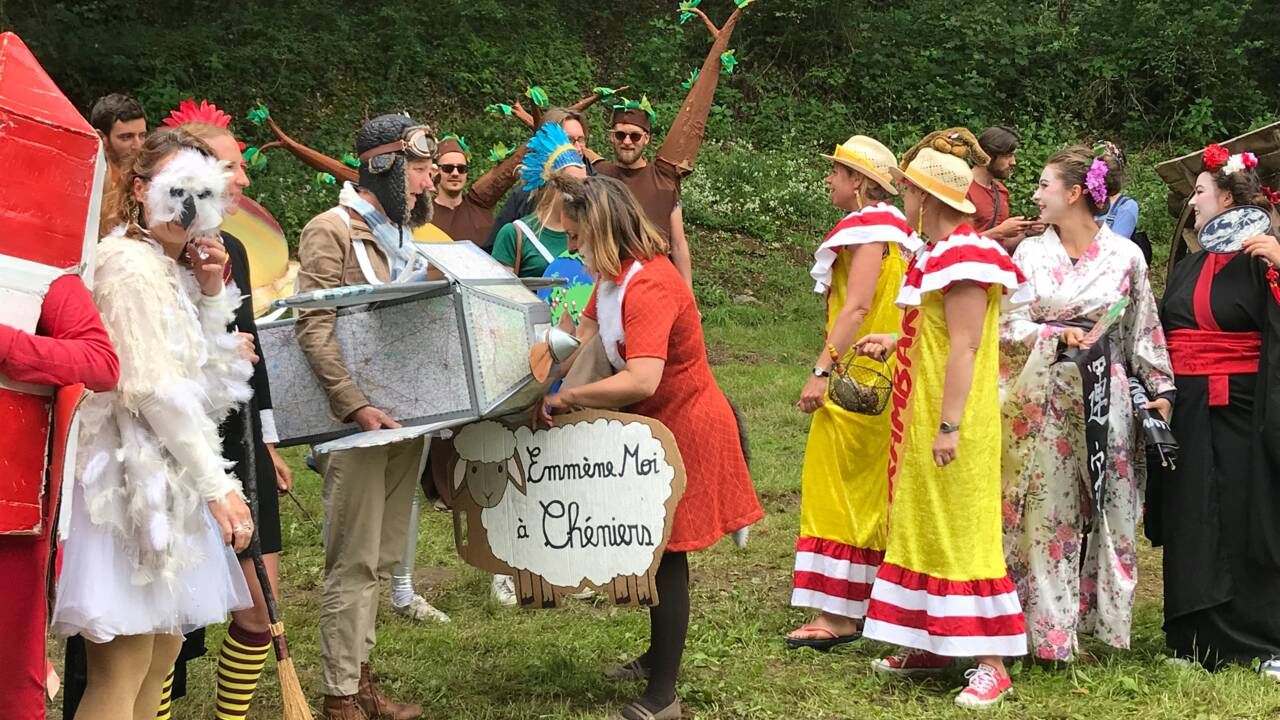 On a testé la Mad Jacques, la course en stop déjantée qui vous emmène dans un village de la Creuse