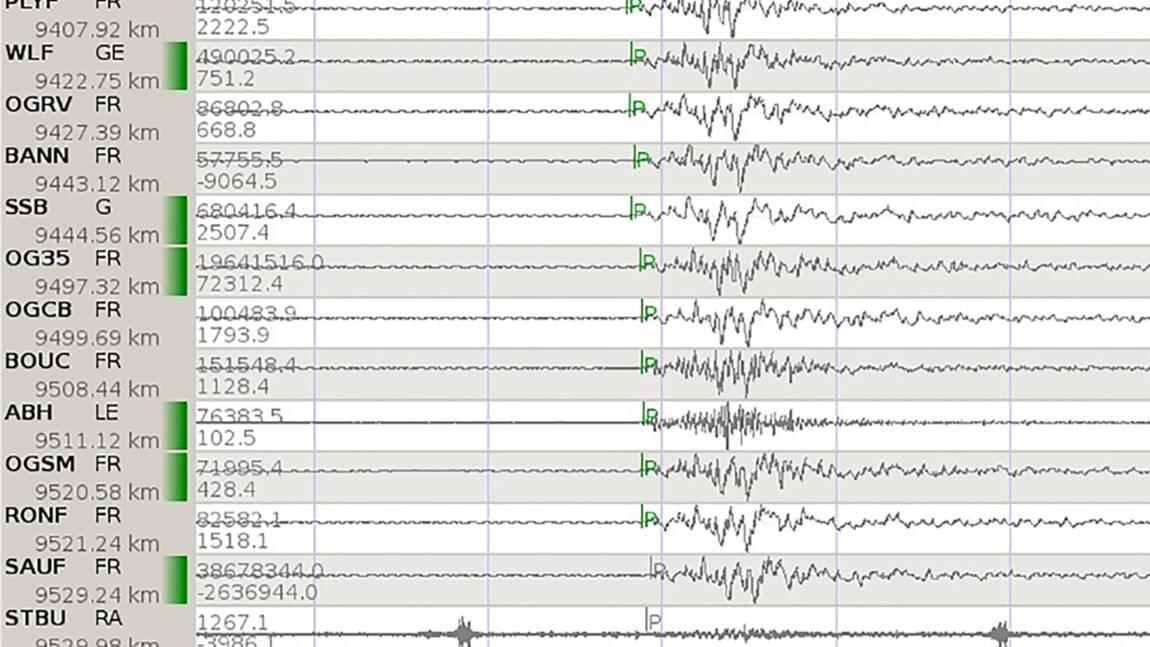 Un tremblement de terre de magnitude 5,2 ressenti dans le Grand Ouest