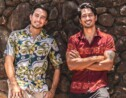 Un tour du monde pour sauver la planète, c'est le projet de ces deux Polynésiens