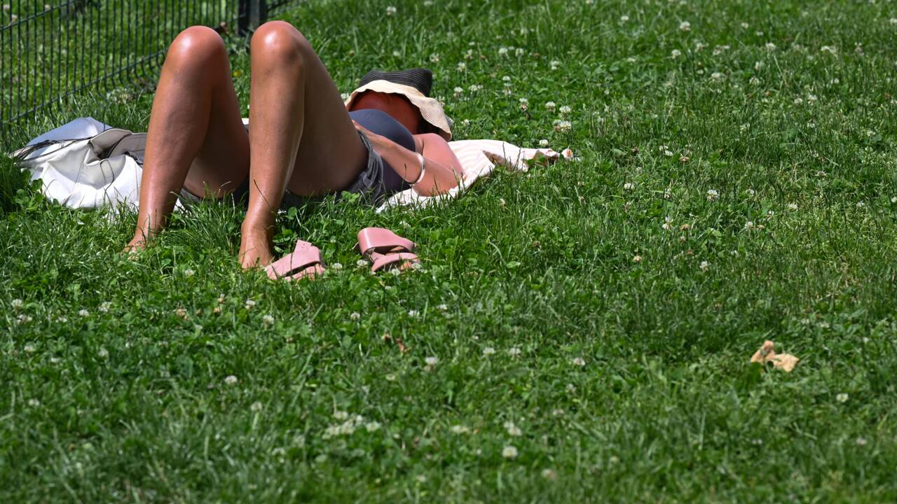 La chaleur monte sur la France, 53 départements en vigilance canicule