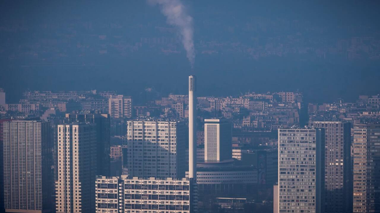 """Pollution de l'air en région parisienne: la justice reconnaît une """"faute"""" de l'Etat"""