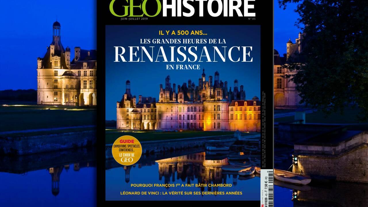 Les châteaux de la Loire rivalisent d'idées pour attirer les touristes