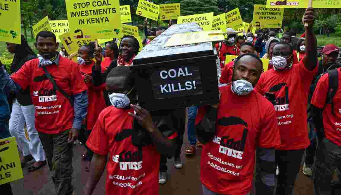 Kenya: la justice bloque un projet controversé de centrale à charbon