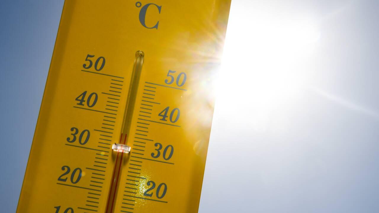 Premier pic de chaleur en France la semaine prochaine