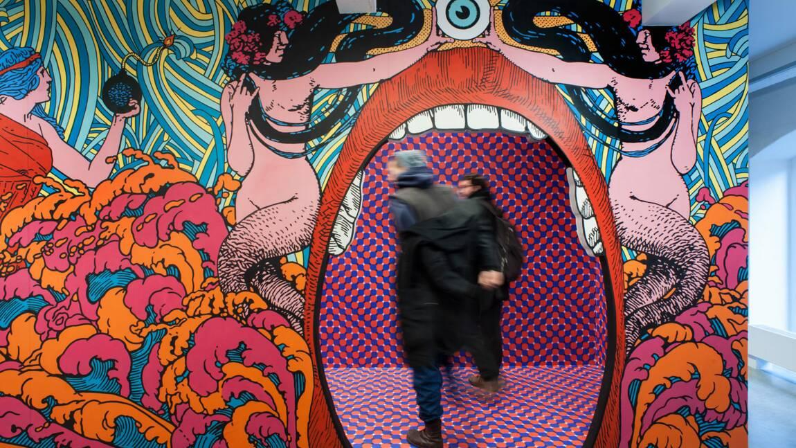 Bruxelles : à Molenbeek-Saint-Jean, un musée de la culture 2.0