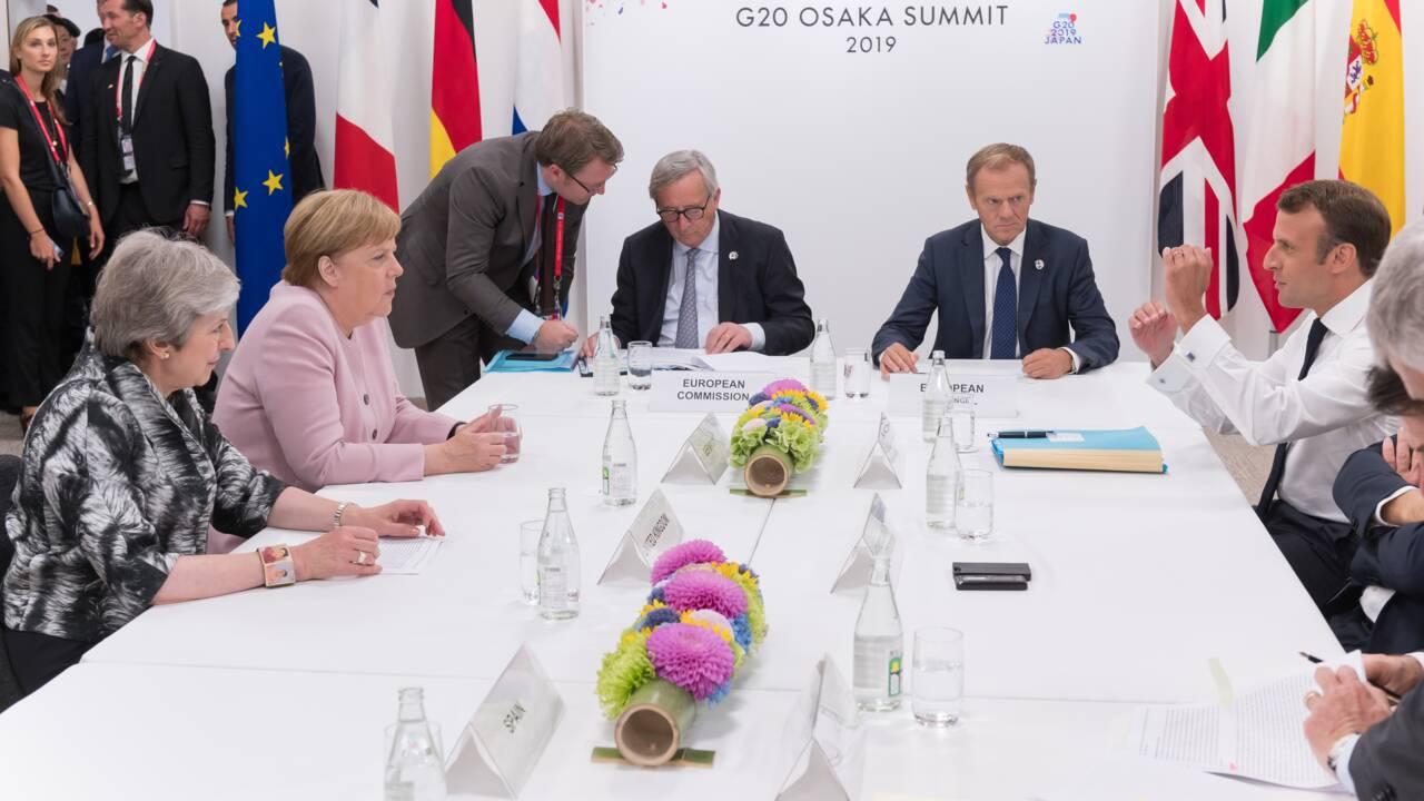 G20: un accord sur le climat conclu à 19, sans les Etats-Unis