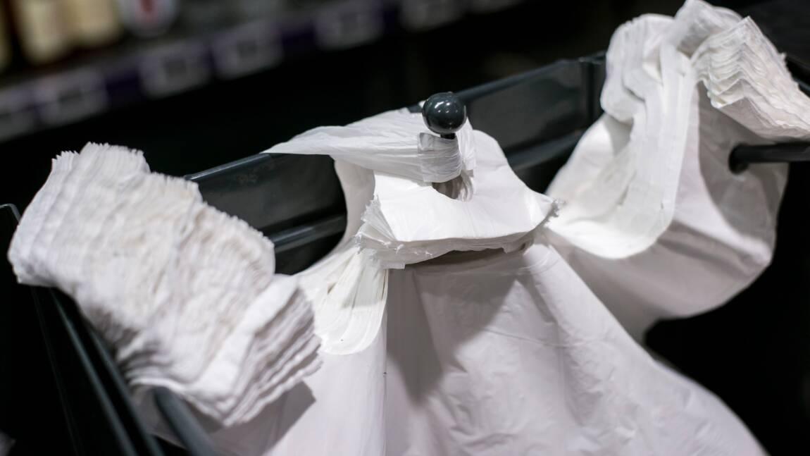 Nouvelle-Calédonie: les sacs plastique à usage unique désormais interdits