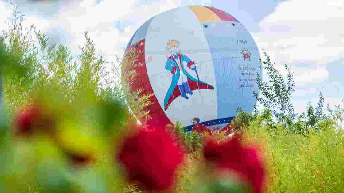 Haut-Rhin : à Ungersheim, partez sur les traces du Petit Prince